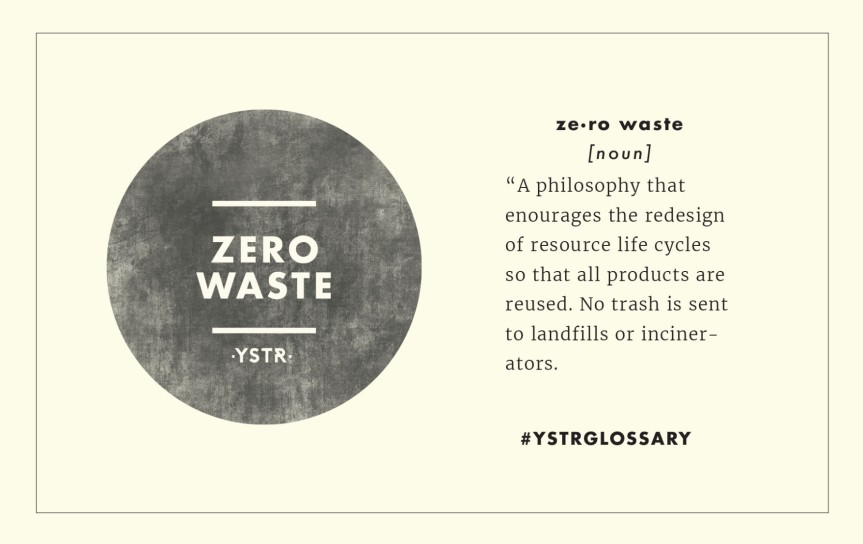 4 Tips & Tricks to Living a Zero WasteLife!